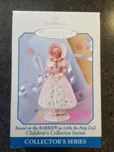 Vintage 1998 Barbie Hallmark Keepsake Ornament Collector's Series Little... - $11.95
