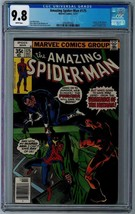 AMAZING SPIDER-MAN #175 - CGC Graded 9.8 - White Pages - Punisher - $299.99