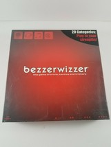 NEW Bezzerwizzer Board Game 2008 Game Of Trivia Tactics Trickery 3000 Questions - $29.99