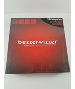 NEW Bezzerwizzer Board Game 2008 Game Of Trivia Tactics Trickery 3000 Qu... - $29.99
