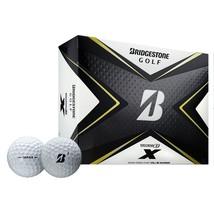Bridgestone Tour B X Golf Balls-Dozen White - $46.77