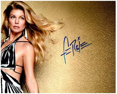 Primary image for FERGIE  Authentic Original SIGNED AUTOGRAPHED PHOTO w/ COA 34053