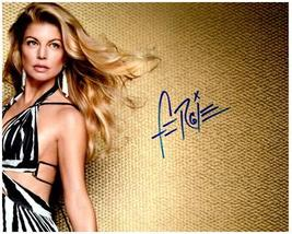 FERGIE  Authentic Original SIGNED AUTOGRAPHED PHOTO w/ COA 34053 - $48.00