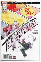 Unbelievable Gwenpool #21 2017 Marvel Comics (NM) - £2.76 GBP