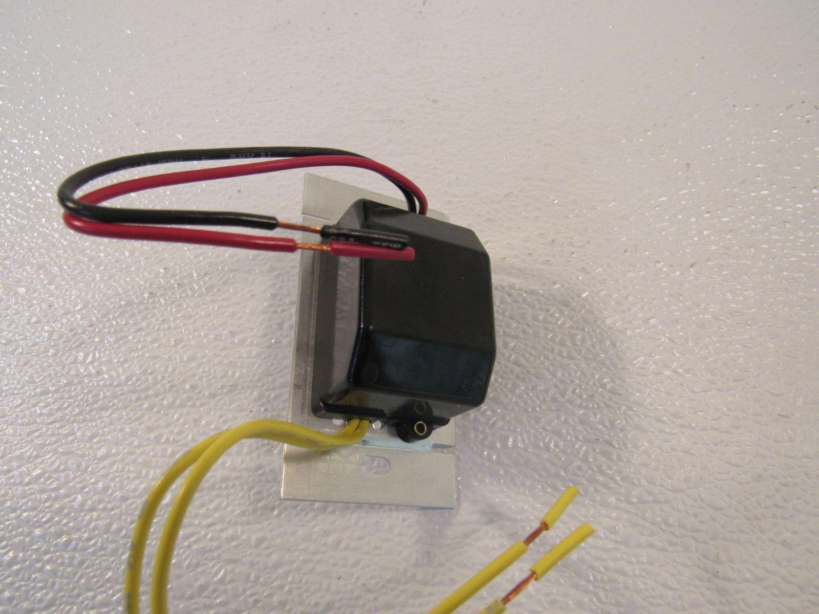 Lutron Fluorescent Lighting Control FD-40 FD-40-277 FD-80 FD-80-277 FC-1U