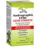 Europharma/Terry Naturally - Andrographis EP80™ Extra Strength - 60 Caps... - $22.36