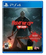 Friday The 13th: The Game - PlayStation 4 Edition [video game] - $9.48