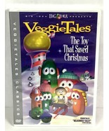 VeggieTales The Toy That Saved Christmas Animated Movie Holiday DVD Clas... - $13.87