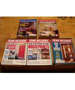 HOME MECHANIX MAGAZINE LOT 56 BACK ISSUES: 1989-1995 - $19.99
