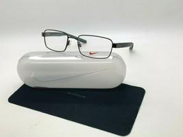 NEW NIKE 8178 211 SATIN BROWN  OPTICAL Eyeglasses 51-17-140MM /CASE - $58.17