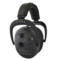 Pro Ears Predator Gold NRR 26dB Typhoon-Electronic Hearing Protector/Ear... - $210.53