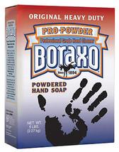 Boraxo Powdered Hand Soap, Heavy-Duty, 5-Lbs. - $25.73