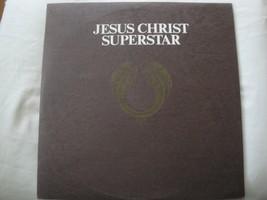 Jesucristo Superstar Record Doble Disco de Vinilo LP con Libro Decca Rec... - $32.35