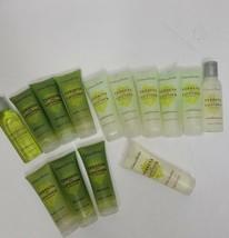 14 Crabtree & Evelyn Verbena Lavender Soap Shampoo Conditioner Lotion Tr... - $32.50