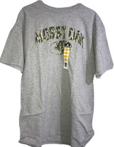 Delta Mossy Oak Mens S/S Gray T Shirt Size X-Large 46-48 - $14.85