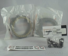 Wiseco CPK046 Clutch Pack Kit Fits: 1991-1992 Yamaha YZ125 - $116.77