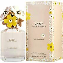 Marc Jacobs Daisy Eau So Fresh Edt Spray 4.2 Oz For Women - $87.17