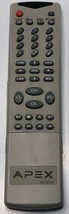 Apex KDT1C-C2 Factory Original TV/DVD Combo Remote For AT1314DV, AT2014DV - $12.73