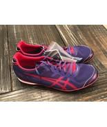 ASICS RACING Women's  Hyper Rocket Girl 6 Track Shoes Sz 10.5 New Purple - $20.38