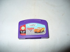 My First Leap Pad Cartridge Disney Cars PreSchool Game     CARTRIDGE ONLY  - $5.93
