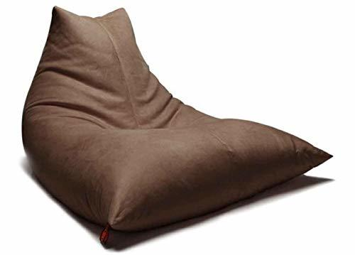 Bonita Relaxation Indoor Bean Bag Beanbag Pouch Cusion Sofa Chair (Brown)