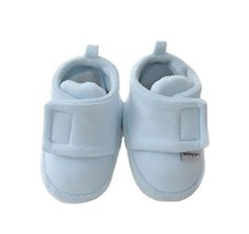 2 Pairs of Baby Toddler Soft Sole Shoes Baby Shoes Cloth Shoes Baby Cotton Shoes