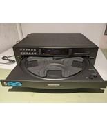 MAGNAVOX CDC 796. 5 DISC CAROUSEL CHANGER Multi Shuffle No Remote. Bitst... - $24.49