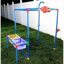 Waterpark Backyard Buckets Of Fun 6-in-1 Children Dump Bucket And Water ... - $91.34