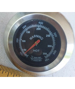 21NN69 NORTH AMERICAN OUTDOORS BBQ THERMOMETER, GOOD CONDITION - $6.84