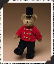 """Boyds Bears """"Noble Nutcracker"""" #904353 10"""" Plush Bear- 2004 -Retired - $29.99"""