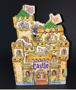 The Enchanted Castle by Peter Lippman (1995, Hardcover) Mini House Book - $12.99