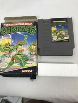 Teenage Mutant Ninja Turtles Nintendo NES, Missing Manual - $20.89