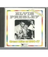 CD Music ELVIS PRESLEY Great Hits of 1956-57 RARE OOP RBD-072 1986 FREE S/H - $13.37
