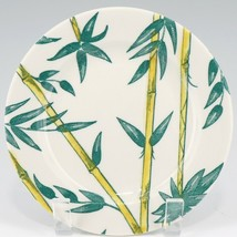 Tepco China Bamboo 4 Piece Breakfast Set Cup & Saucer, Oatmeal Bowl, Plate 2810