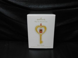 "Hallmark Keepsake ""New Home"" 2008 Part Metal Ornament NEW - $1.98"