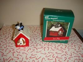 Hallmark 1989 Let's Play Ornament - $8.49