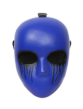 Xcoser Halloween Eyeless Jack Dark Purple Cosplay Mask Costume Prop For ... - $90.84 CAD