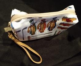 Clutch Bag/Wristlet/Makeup Bag - Golf image 4