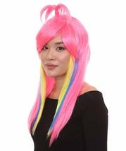 Fantasy Pink Wig HW-1591 - $29.85
