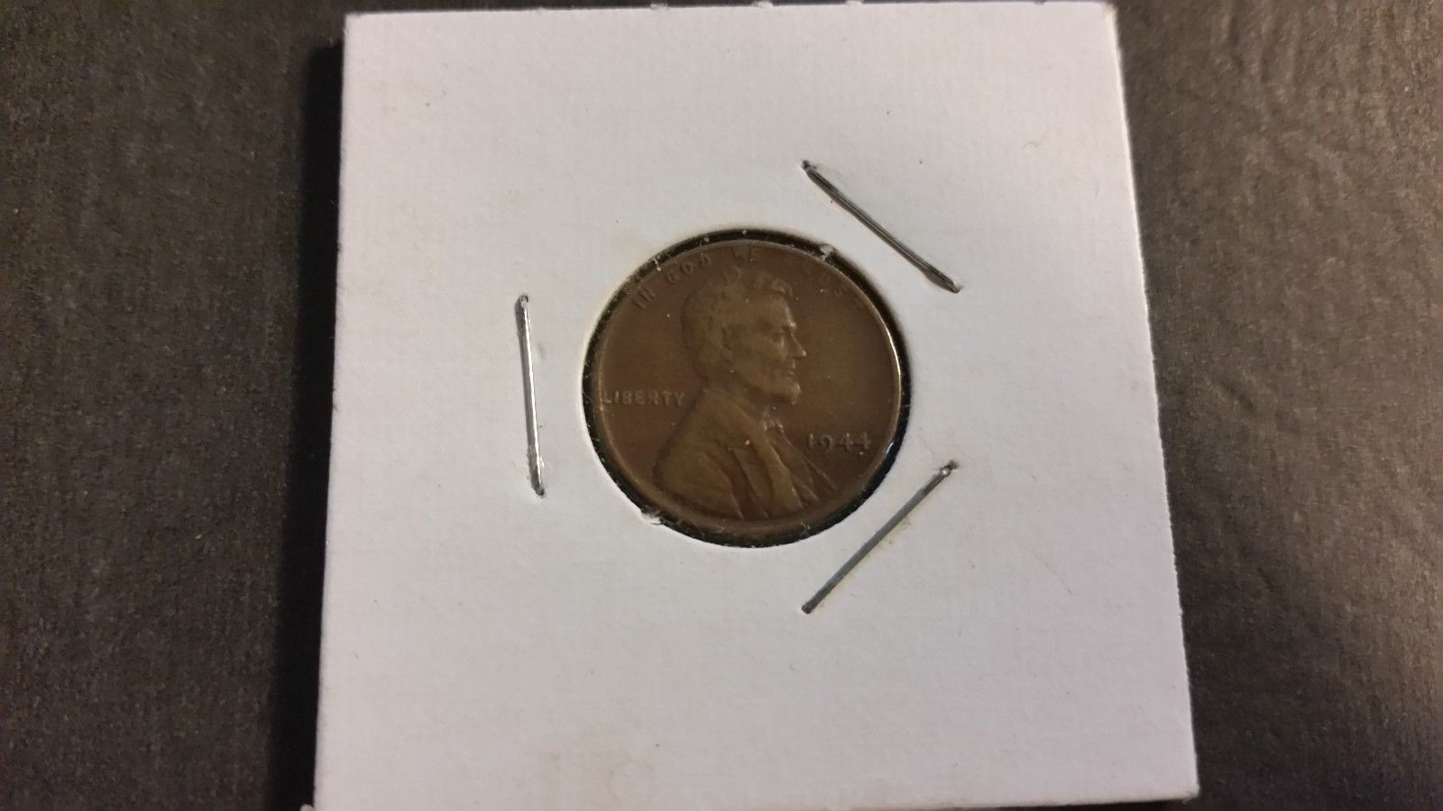 1944-P Lincoln Copper Wheat Penny One 1 Cent and similar items