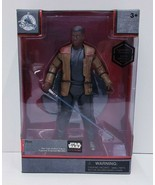 Disney Star Wars Deluxe FInn Action Figure Elite Series Die Cast  - $14.03