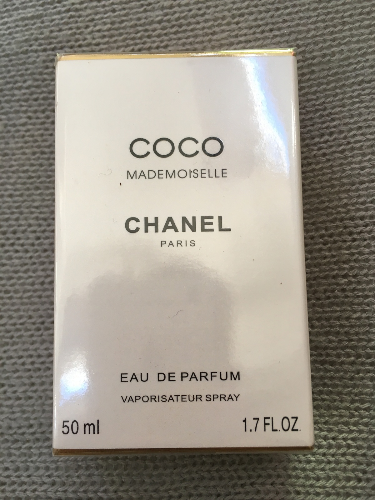 Coco madeoiselle - 50ml, 1,7oz - womens perfume - Brand new