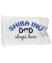 Shiba Inu Mom and Dad Pillowcases (Dad) - $9.75