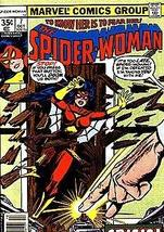 Spider-Woman (1978 series) #7 [Comic] [Jan 01, 1978] Marvel - $3.91