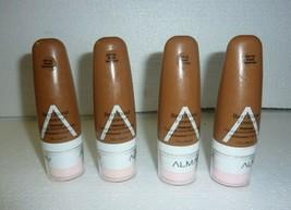 New Sealed 4 Almay Best Blend Forever Makeup SPF 40 1 fl oz #190 Caramel S-5 - $9.74