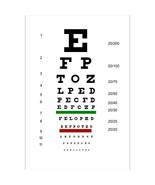 Snellen Eye Chart - $11.39+