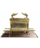 "Jewish Testimony Ark Of The Covenant Statue 7.1"" Israeli Gift Judaica (a... - $148.49"