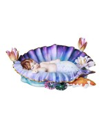 Pacific Giftware Sheila Wolk Mermaid Collection The Cradle Baby Mermaid ... - $39.59