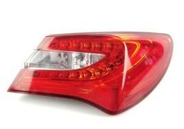 2011-2014 Chrysler 200 Sedan LED Tail Light Rear Brake Passenger 12 13 R... - $65.96