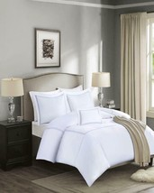 1000TC Luxury Collection King Embroidered Cotton Sateen Duvet Cover Set ... - $101.92